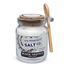 Black Truffle Sea Salt Chef Jar (8 oz. jar)