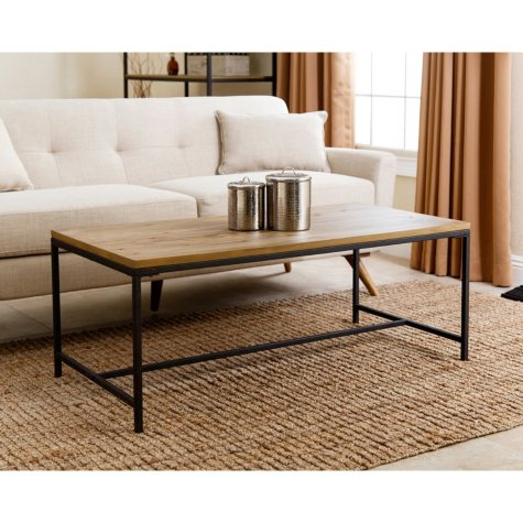Emerson Industrial Coffee Table