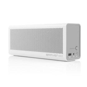 Braven 805 Portable Wireless Bluetooth Speaker - White