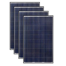 Grape Solar 265-Watt Polycrystalline Solar Panel (4 pk.)