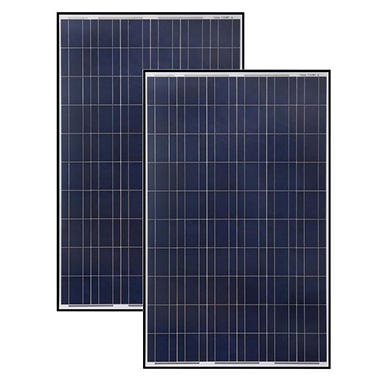 Grape Solar 265-Watt Polycrystalline Solar Panel (2 pk.)