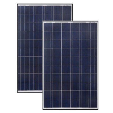 Grape Solar 265-Watt Polycrystalline Solar Panel (2 pk.)