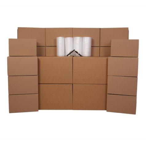 PACK-RAT 3-4 Room Moving Kit