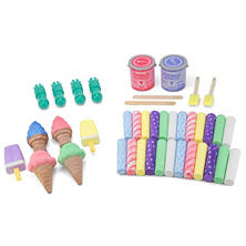 40-Piece Ice Cream Chalk Sidewalk Chalk Paint