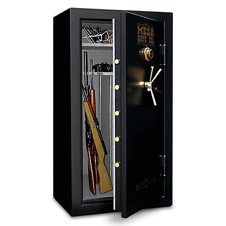 Mesa Safe All Steel MG32C 13.9 cu. ft. 30 Gun Capacity Burglary & Fire Safe