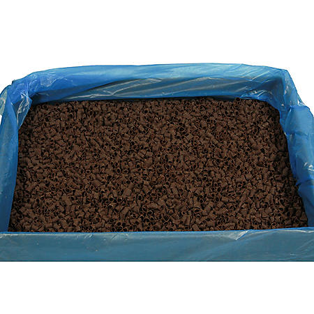 Dark Chocolate Blossom Curls, Bulk Wholesale Case (12 lbs.)