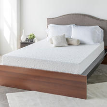 "Sharper Image 8"" Gel Memory Foam Mattress - Twin"
