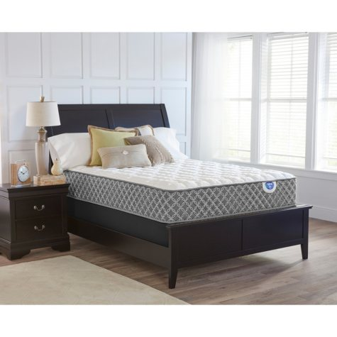 "Spring Air Braidey 13"" Firm Queen Mattress"