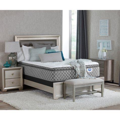 "Spring Air Maddie 14.5"" Pillowtop King Mattress"