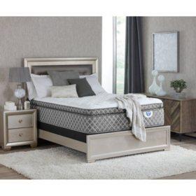 """Spring Air Cassie Pillowtop 15.75"""" King Mattress Set"""