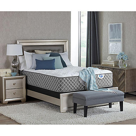 "Spring Air Cassie Exquisite Plush 15.5"" King Mattress Set"