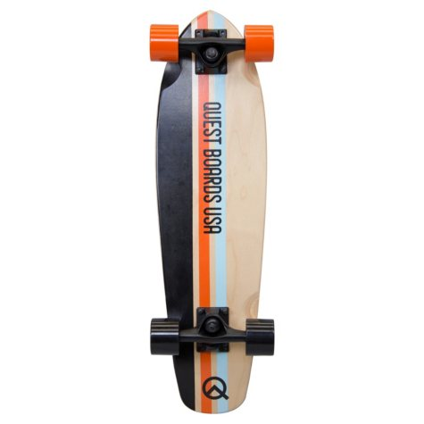 "Quest Rebel 27"" Cruiser Skateboard"