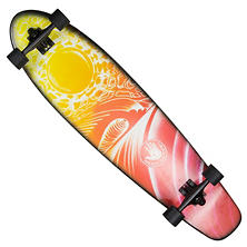 "Body Glove Eclipse 40"" Kick Tail Longboard Skateboard"