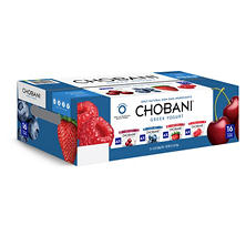 Chobani Greek Yogurt Variety Pack (16 ct.)