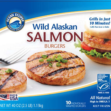How to cook costco frozen salmon patties howsto co for Costco frozen fish