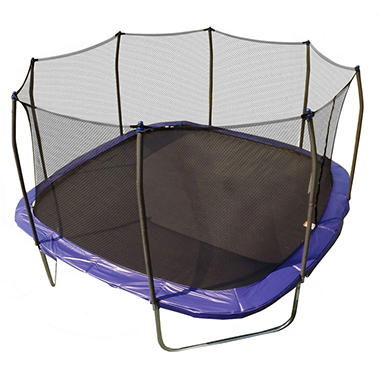 13FT TRAMPOLINE SQUARE
