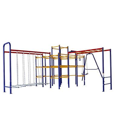 Skywalker Sports Modular Jungle Gym Set