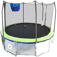 Skywalker Trampolines 12 Round Sports Arena Trampoline with Enclosure
