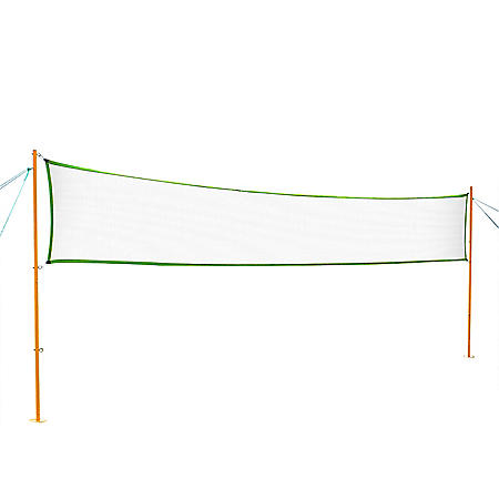 Skywalker Sports Volleyball Kit with Carry Bag, Volleyball and Staked Poles