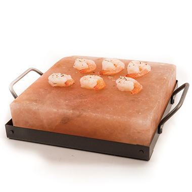 Himalayan Chef Salt Cooking Plate Gift Set 8
