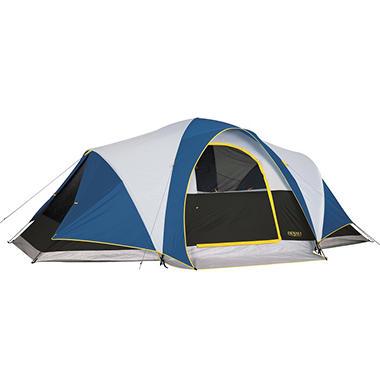 Denali Family Dome Tent - 18u0027 x 10u0027  sc 1 st  Samu0027s Club & Denali Family Dome Tent - 18u0027 x 10u0027 - Samu0027s Club