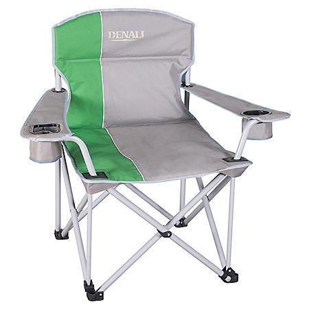 Denali Big Guy Padded Comfort Arm Chair – Capacity 500 lbs