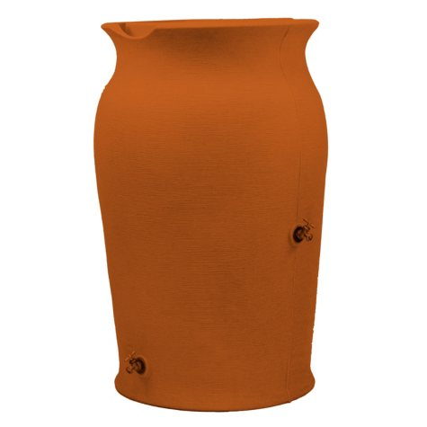 Impressions Amphora 100-Gallon Rain Saver - Terracotta