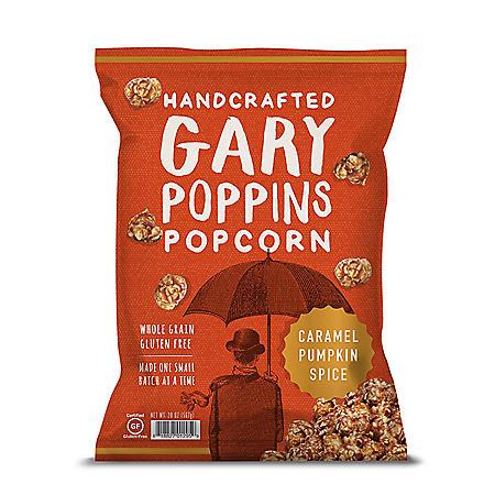 Gary Poppins Caramel Pumpkin Spice Popcorn (20oz)