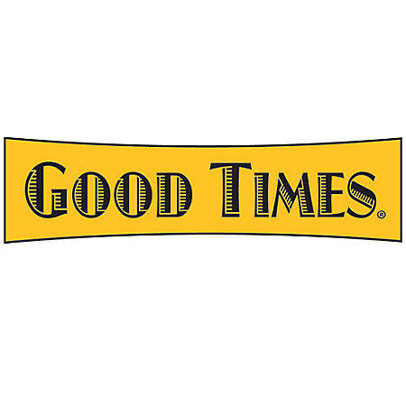 Good Times Cigarillos, Pineapple (3 per pouch, 15 ct.)