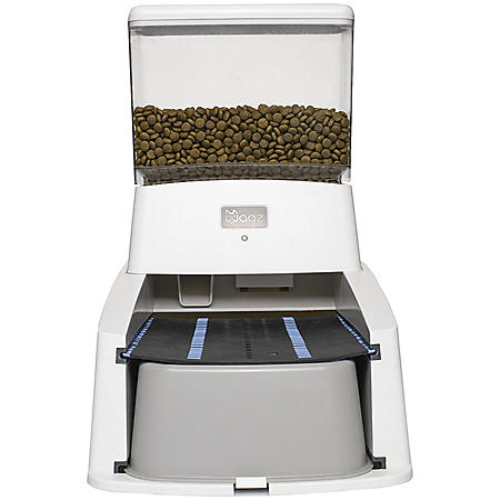 Wagz Automatic Serve Smart Feeder For Dogs Or Cats (19 cup hopper)