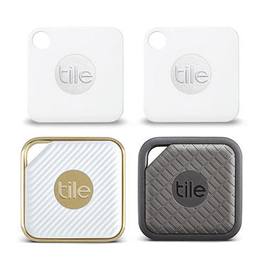 Tile Tracker Bundle Orted 4 Pack