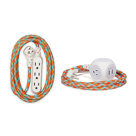 360 Electrical Premium Extension Cord Combo Pack with USB