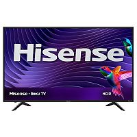 Hisense 65R6D 65-inch 4K Ultra HD HDR Roku TV Deals
