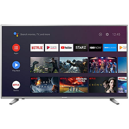 "Sharp 58"" Class 4K HDR Smart TV - LC-58Q620U"