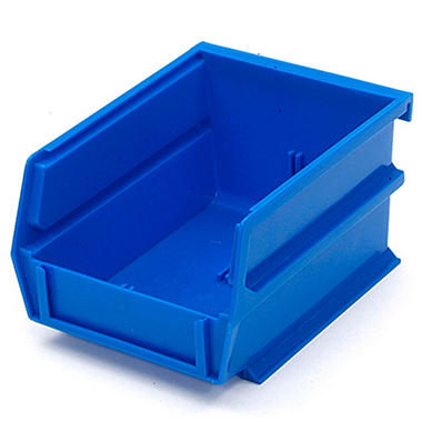 10 Piece Blue Bins - 5-3/8