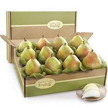 Imperial Comice Pears Ultimate Fruit Gift Basket