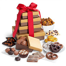 Chocolate Indulgence Deluxe Gift Tower
