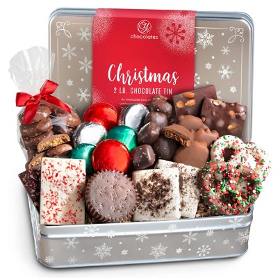 Gourmet gift baskets and food sams club candy chocolate gifts negle Images
