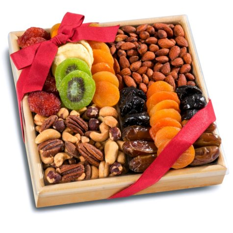 Classic Dried Fruit & Nut Gift Tray