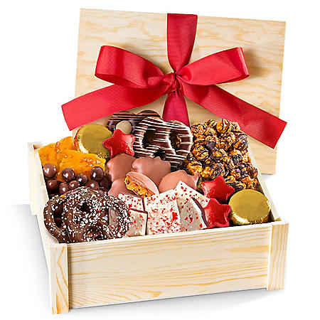 Sweets and Treats Christmas Crate