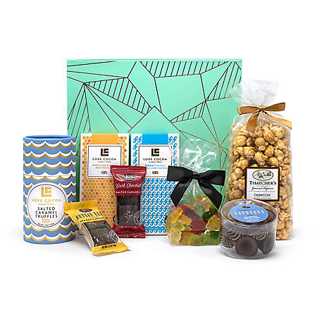 Everyday Chocolate Gift Box (8-Piece Box)