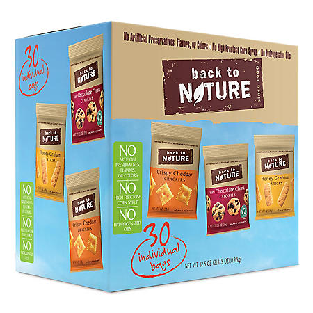 Back to Nature Variety Pack (30 ct.)