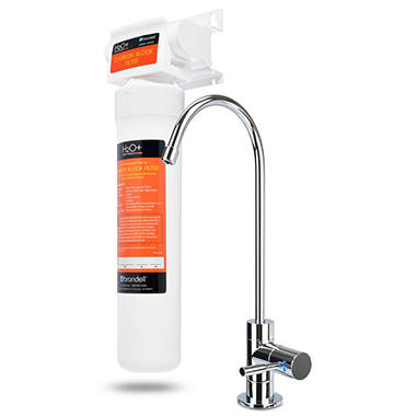 Brondell H2O+ Coral Single-Stage Undercounter Water Filtration System