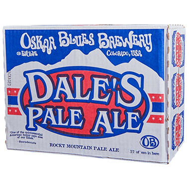 OSKAR BLUES 12 / 12 OZ CANS