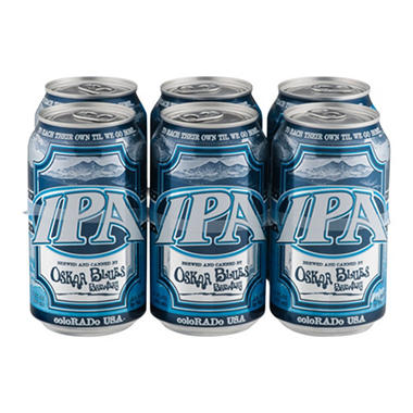 xoffline-Oskar Blues IPA (12 fl. oz. can, 6 pk.)