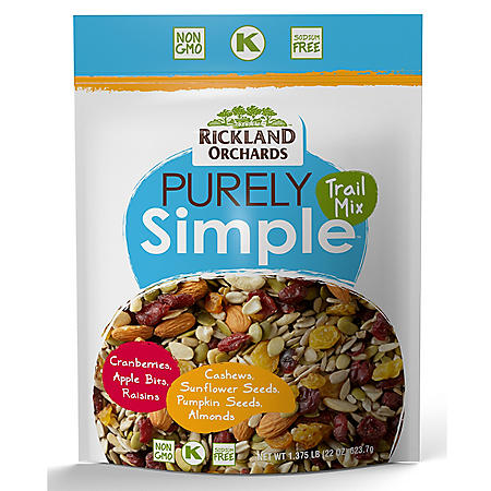 Rickland Orchards Purely Simple Trail Mix (22 oz.)
