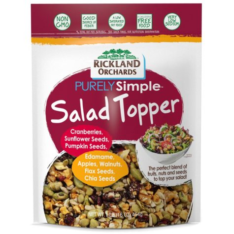 Rickland Orchard Purely Simple Salad Toppers (16 oz.)