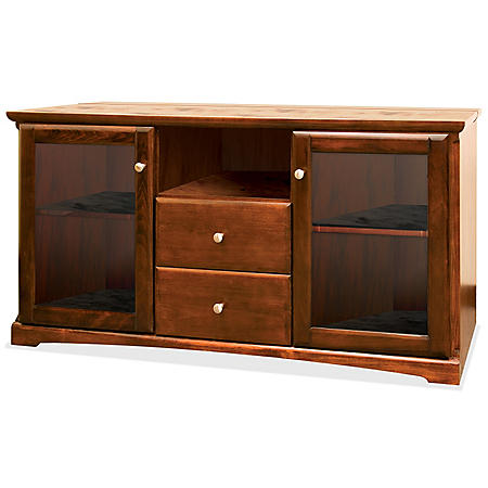 Presidio Heights TV Console with Flip-Top - 60""