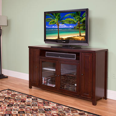 Tailor Avenue Cherry TV Stand