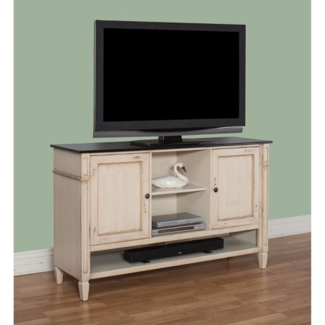 Barrister Deluxe TV Stand